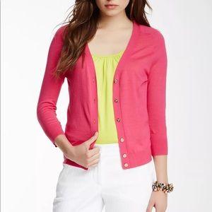 Trina Turk Fruition Sweater(Barbie Pink) Sz:S